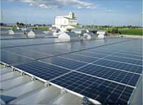 消費型太陽光発電所